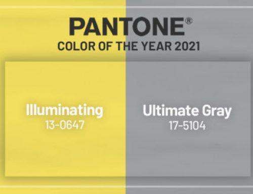 Χρώμα της Χρονιάς 2021
